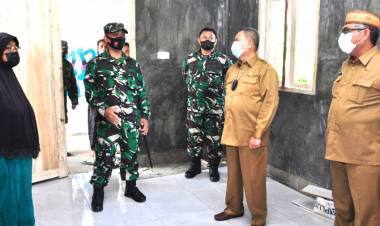 Wagub Gorontalo Tinjau Pembangunan RHIR