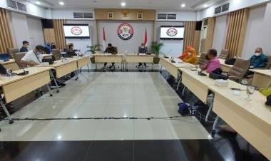 Tim Seleksi KPID Kunjungi KPI Pusat