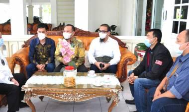 Webinar GNLD, Wagub Gorontalo : Terus Lakukan Koordinasi