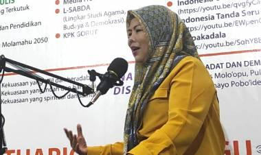 """Podcast Ibu Idah Syahidah """"Membantu Rakyat itu Kebahagiaan Sejati"""""""