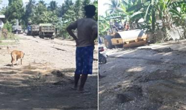 Masyarakat di Tiga Desa Memberi Respon Positif Pada Pemerintahan Bupati SM dan Wabup SI