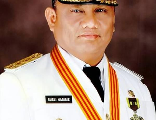 Gubernur Gorontalo Rusli Habibie Minta Dugaan Kasus Di Bank SulutGo Di Seriusi