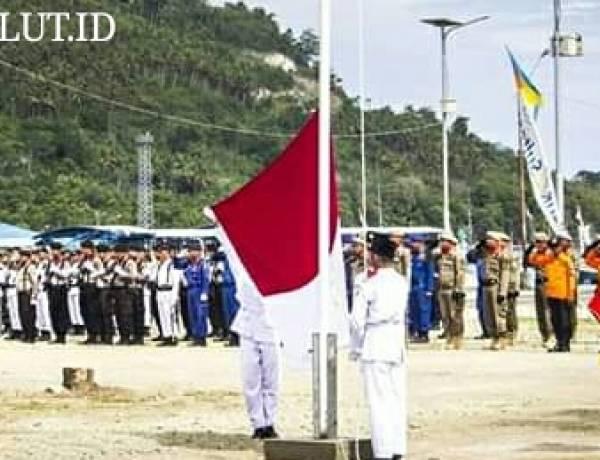 Pemerintah Kabupaten Donggala Peringati Hari Pahlawan Tahun 2019  Dipusatkan  Pelabuhan Donggala