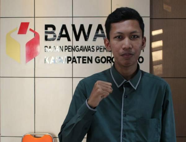 Apresiasi Kinerja Bawaslu Kabupaten Gorontalo, Idris Hambrita : Jika ada Yang Bertentangan Dengan Aturan Buktikan Saja