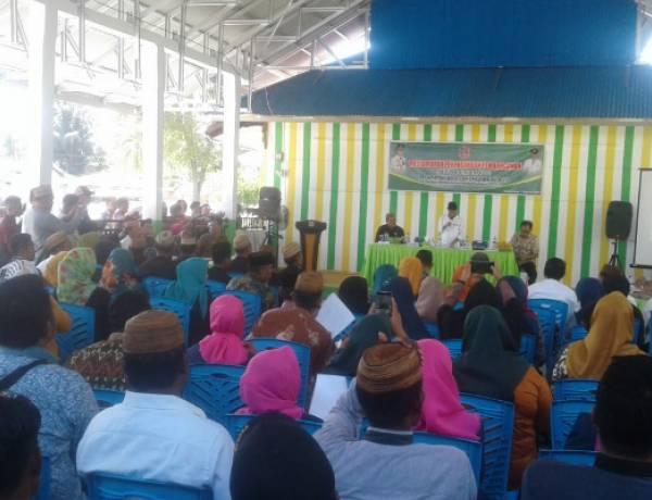 Hadiri Musrembang, NP : Tegaskan Program Nomaden Tidak Ada Hubungannya Dengan Pilkada 2020