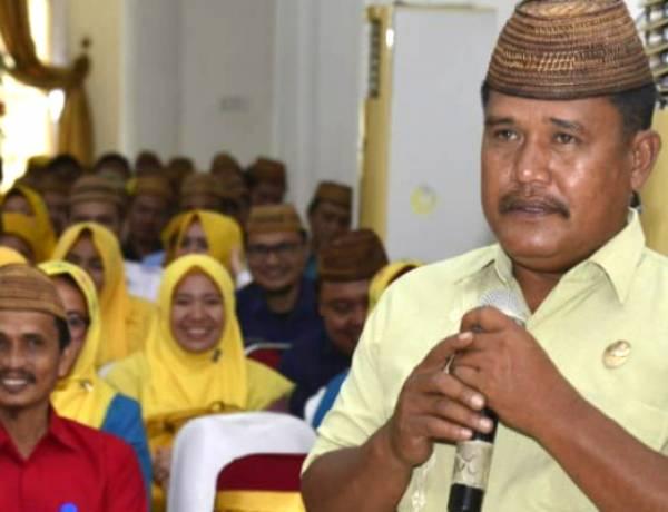 Rasa Keheranan Gubernur Gorontalo, Menjadi Berkah Bagi Suryono Nour