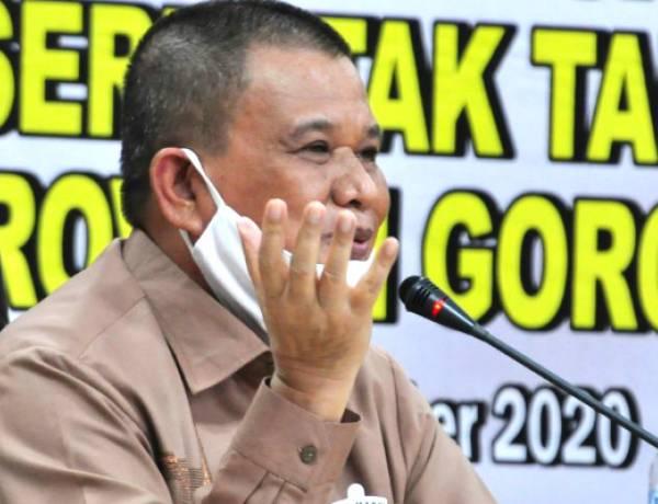 Wagub Gorontalo Ikuti Rakor Dipimpin Menkopolhukam Terkait Kesiapan Pilkada Serentak 9 Desember 2020