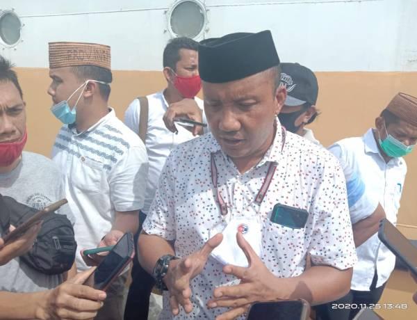 Lahmudin Hambali : Tarif Tiket Untuk Kapal Tol Laut Sangat Murah