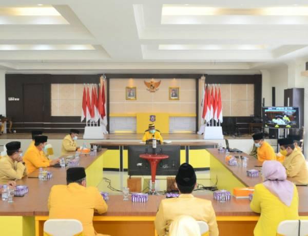 """HUT ke 20 Gorontalo"", Rusli Habibie: Jadikan Bahan Evaluasi TerkaitMaraknya OTT"