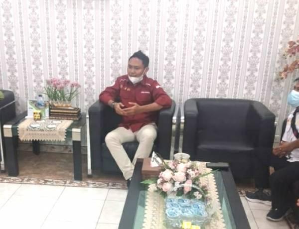 Ada Apa Bawaslu Kabgor Temui Bupati Gorontalo, Jubir : Pertemuan Penuh Keakraban