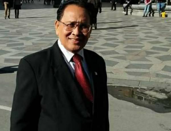 Apa Kata Ketua Lembaga Adat Kabgor Terkait Dugaan Kasus HST?
