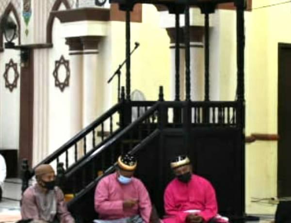 Pemkab Gorut Gelar Perayaan 10 Muharram 1443 Hijriyah