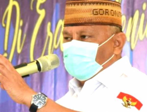 Gubernur Gorontalo : Akhir Tahun Seleksinya Rampung