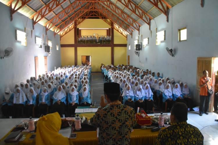 Dua Minggu Kedepan, Sebanyak 337 Orang Mahasiswa Politekes Gorontalo Melaksanakan Praktek Di Kabupaten Gorontalo