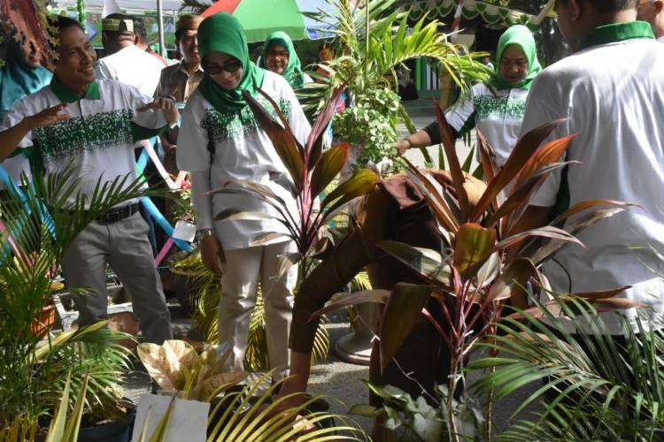 Prof Nelson Pomalingo Ingin Setiap Kelurahan Di Limboto Ada Lokasi Galeri Bunga