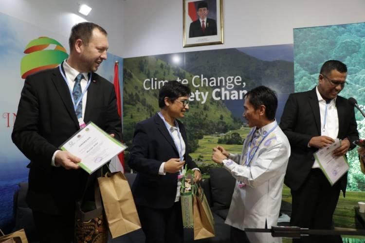 Apa Manfaat  COP24 Polandia Bagi Kabupaten Gorontalo