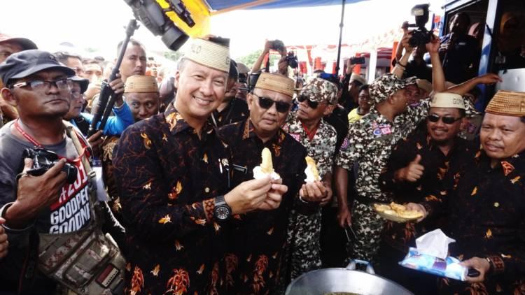 HKSN Tingkat Nasional Di Gorontalo Sukses