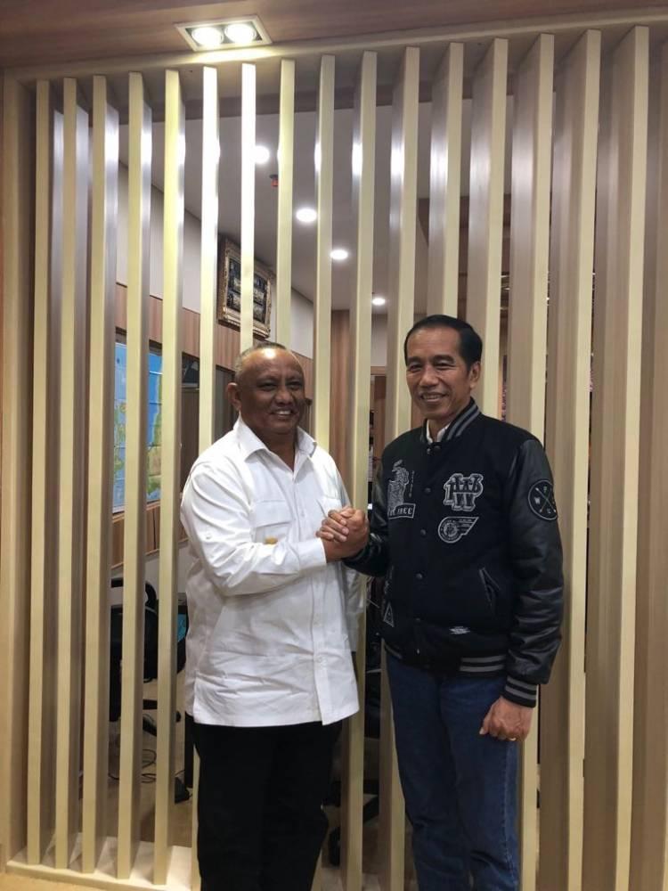 Gubernur Rusli Habibie Kembali Jadwalkan Presiden Jokowi Akan Jalan Sehat Di Gorontalo