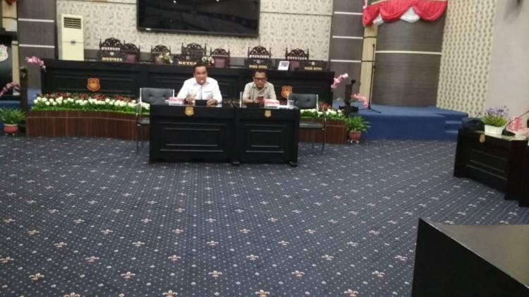 Komisi III DPRD Kabupaten Gorontalo Lakukan Dengar Pendapat Terkait Laporan Lsm