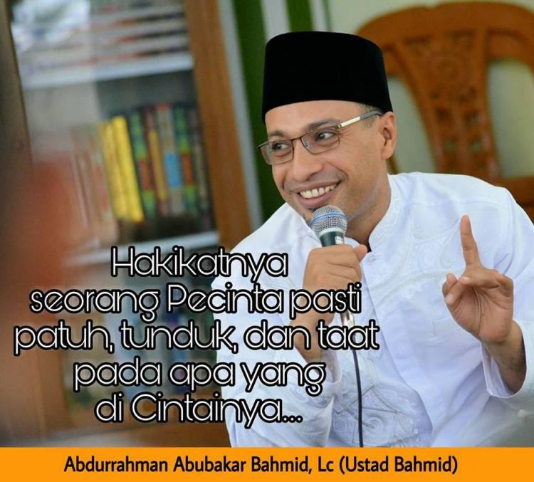 Reses Anggota MPR-RI  Hi Abdurrahman Abubakar Bahmid Di Aula Kementrian Agama Kabupaten Gorontalo