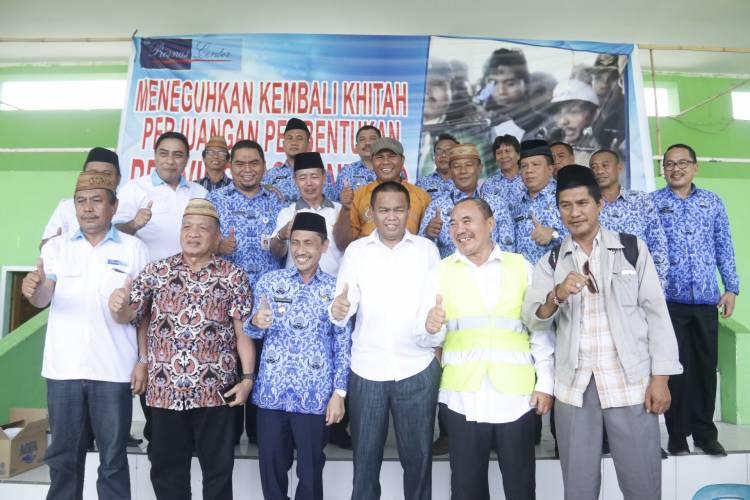 Di Hari Kemerdekaan Gorontalo The Presnas Gelar Pertemuan