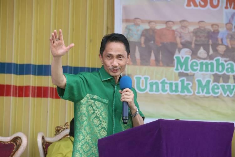 Bupati Nelson Pomalingo Apresiasi KSU Mekar Jaya