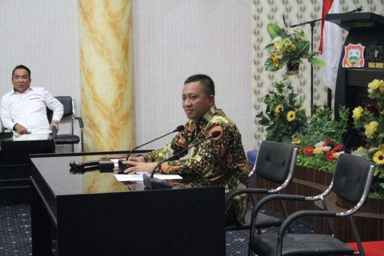 DPRD Kabupaten Gorontalo Jayusdi Rifai  : Aplikasi Android Untuk Kepetingan Para Petani Layak  Di Daerah Ini