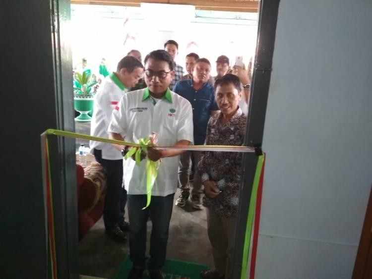 Jendral Moeldoko Resmikan Kantor Sekertariat HKTI Gorontalo