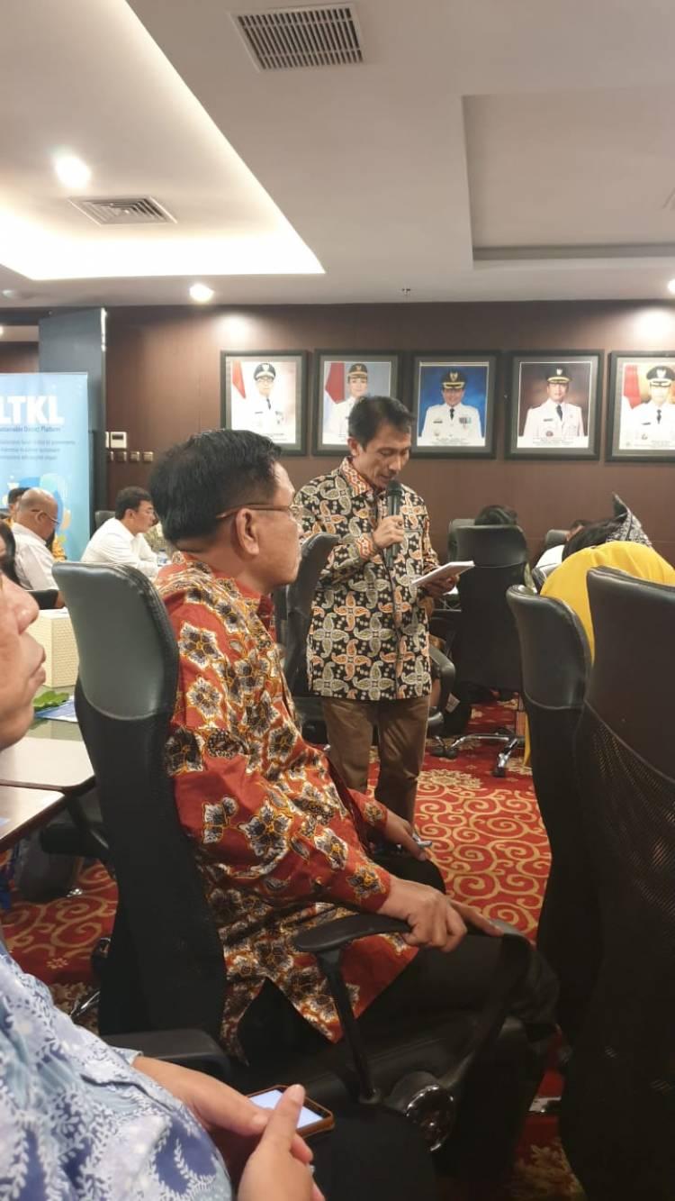 Prof Nelson Pomalingo Didaulat Wakili Ketua APKASI Membuka Rapat Umum LTKL