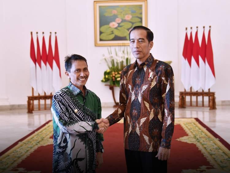 Nelson : Selamat Datang Presiden Jokowi Di Gorontalo