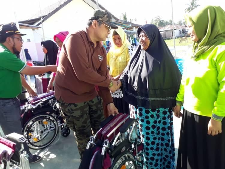 Pemerintah Kabupaten Gorontalo Bantu Masyarakat lewat Mutiara Pekarangan