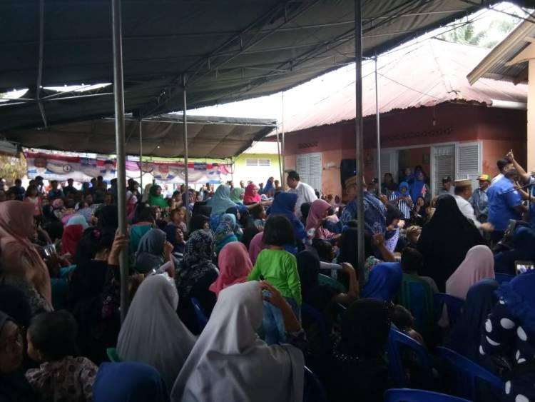 Hi.Gusnar Ismail : Kedepan Demokrat Usung Arifin Zakani Calon Bupati Kabupaten Gorontalo