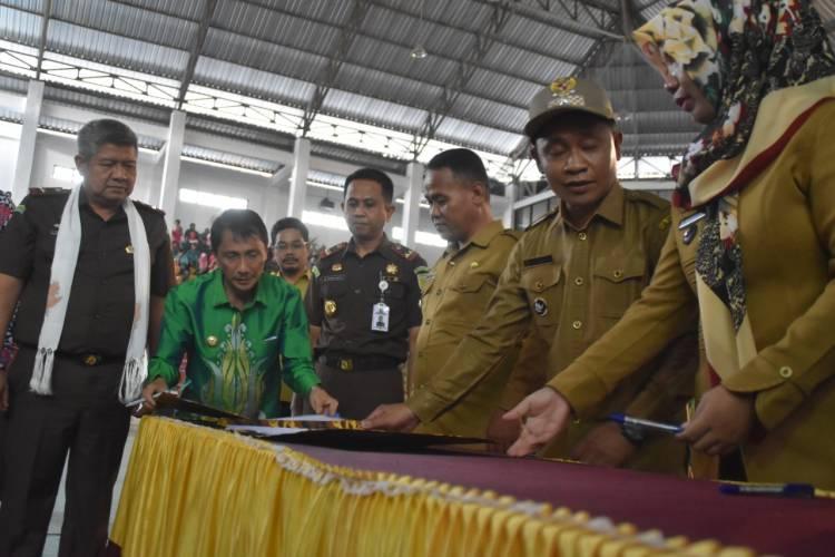 Launching Jaksa Menjaga Desa Sejahtera