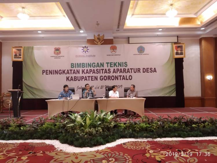 Kejari Dr.Supriyanto Jadi Pemateri Bimtek Di Jakarta