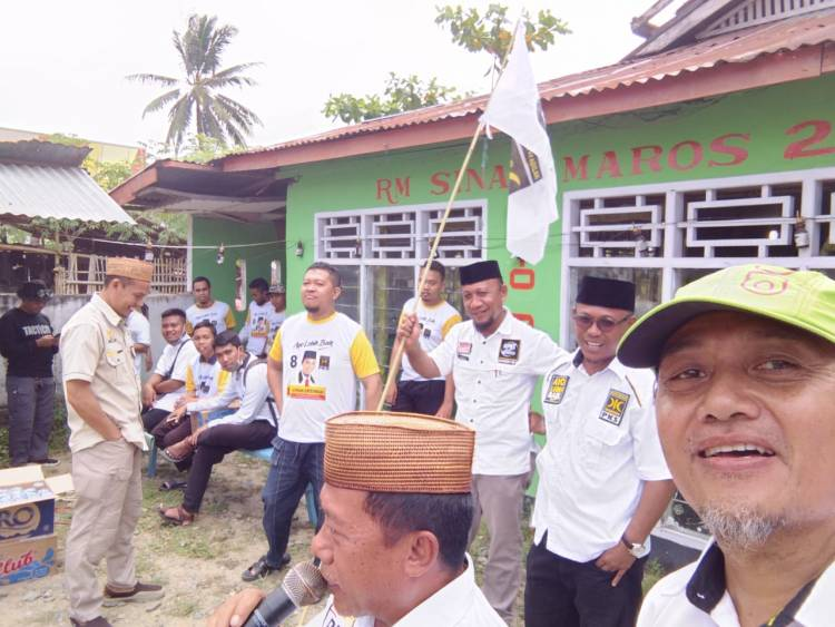 Herman Ishak : Yakin PKS 1 Kursi DPR-RI Dapil Provinsi Gorontalo