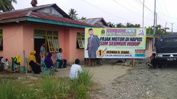 Hi.Abd Rahman Arif :  Herman Ishak Layak Menjadi Perwakilan Rakyat Gorontalo  Di DPR-RI