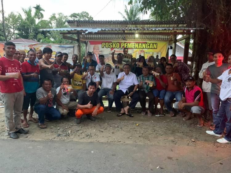 Ishak Liputo Pilihan Tepat Bagi Rakyat Provinsi Gorontalo Di DPD-RI