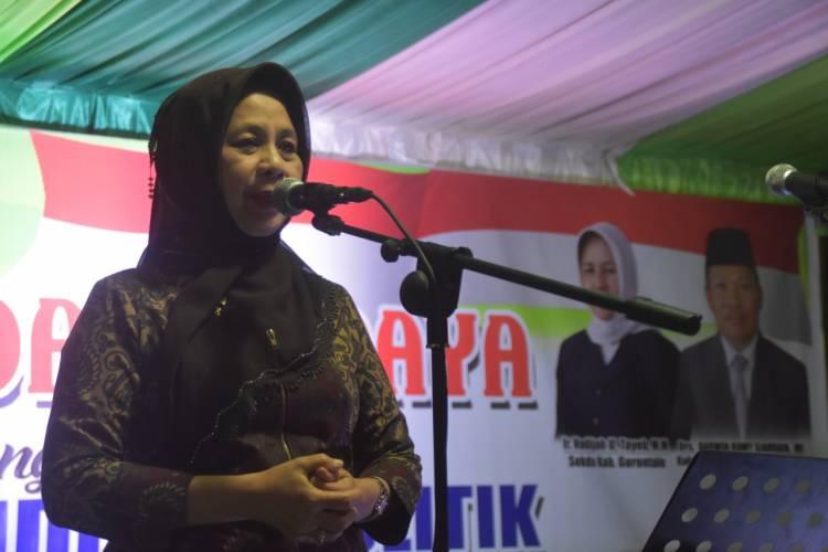 Pemerintah Daerah  Gelar Pentas Seni Dan Budaya Guna Menumbuhkan Partisipasi Pemilih