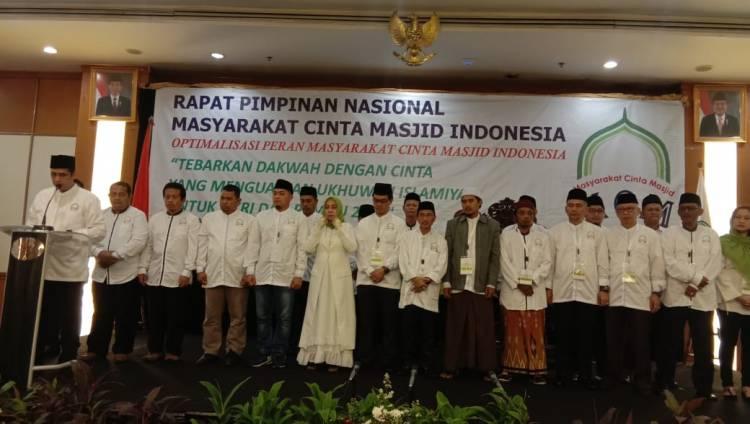 Nelson Pomalingo Kembali Di Kukuhkan Menjadi Ketua Dewan MCM Di Jakarta