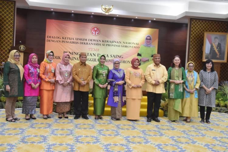 Fory Naway : Promosi dan Kwalitas Kain Karawo Lebih Di Tingkatkan