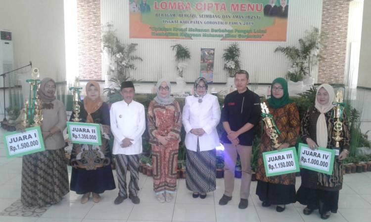 Bupati Nelson Pomalingo : Mari Kembalikan Kejayaan Makanan Khas Gorontalo