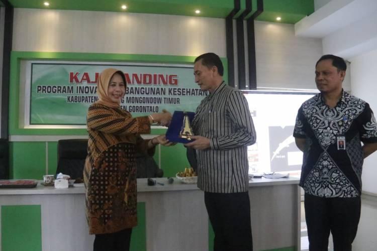 Boltim Belajar Penanganan Stunting dan Program Akreditas Puskesmas Di Kabupaten Gorontalo