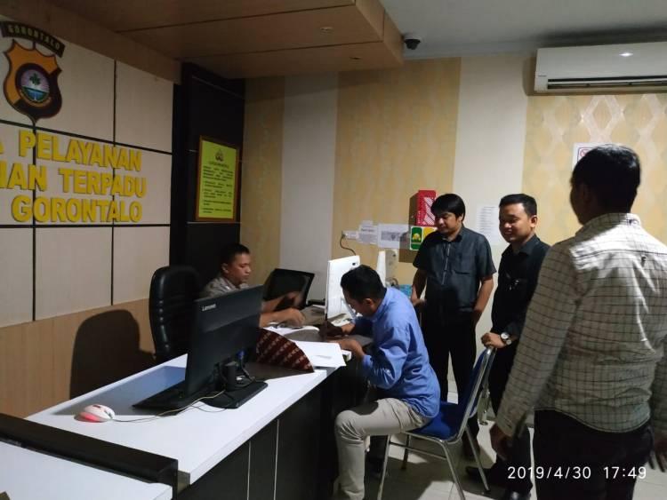 Benarkah Dugaan Tindak Pidana Pemilu Melibatkan Onum Anggota DPRD Kabupaten Gorontalo HP