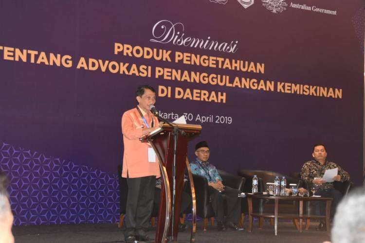 Akibat Stunting Bupati Prof. Nelson Pomalingo Sering Jadi Pembicara DiTingkat Nasional