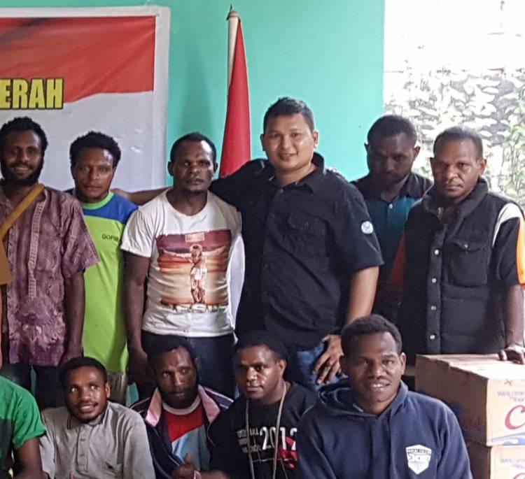 Mahasiswa Asal Papua Mendapat Bantuan Dari Pemda Kabupaten Gorontalo