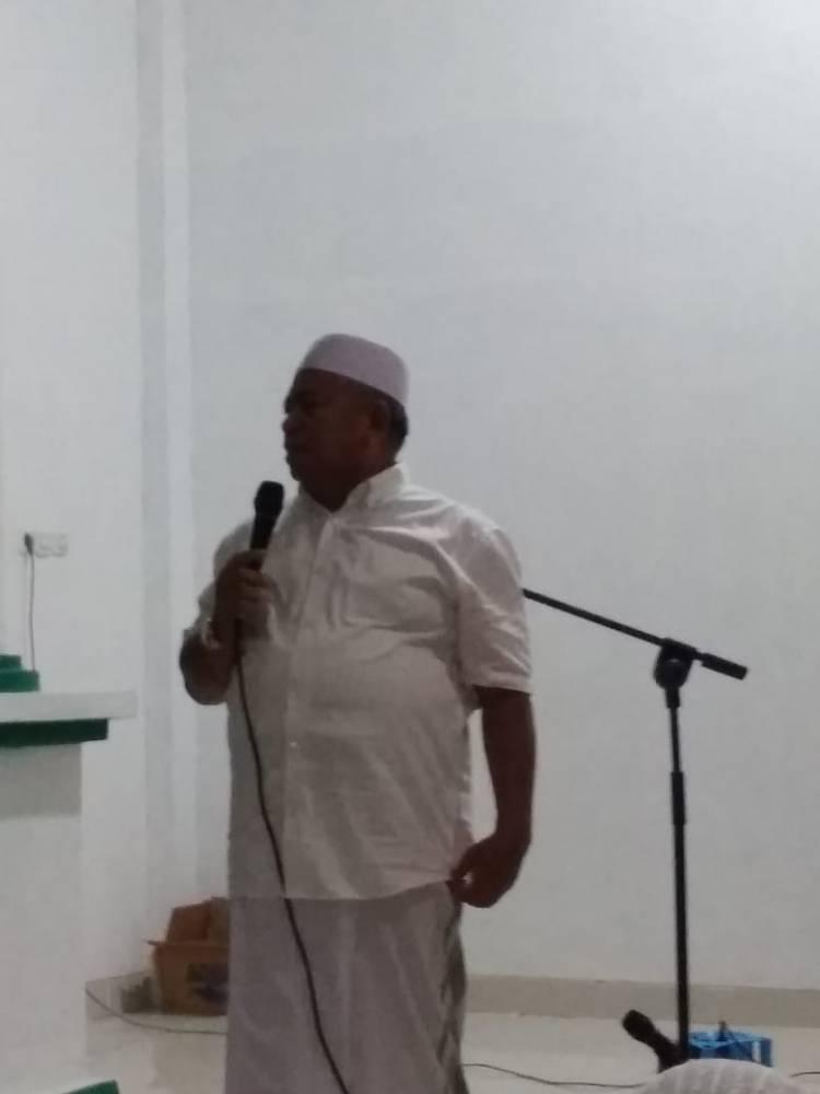 Wakil Bolmong Utara Amin Lasena : Mari Tingkatkan Kualitas Ibadah Di Bulan Ramadhan