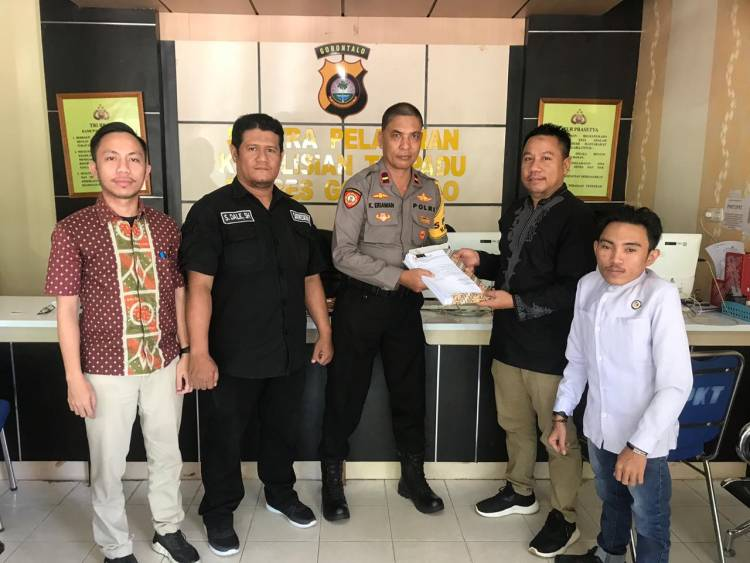 Bawaslu Teruskan Kasus Pidana Pemilu Ke Kepolisian Yang Di Duga Melibatkan Oknum Ketua DPRD Kabupaten Gorontalo