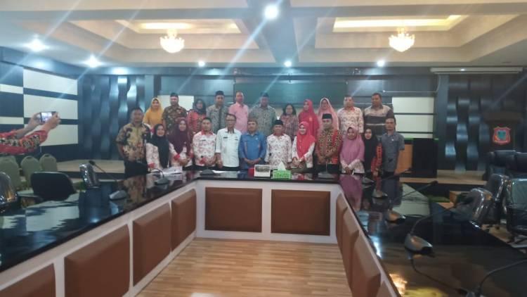 Humas Pemkab Bolmong Selatan Lakukan Studi Banding Di Kabupaten Gorontalo