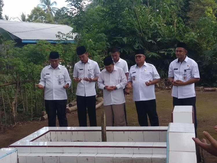 Wakil Bupati Amin Lasena : Jangan Pernah Lupakan Sejarah Perjuangan Para Tokoh Presidium Bolmong Utara