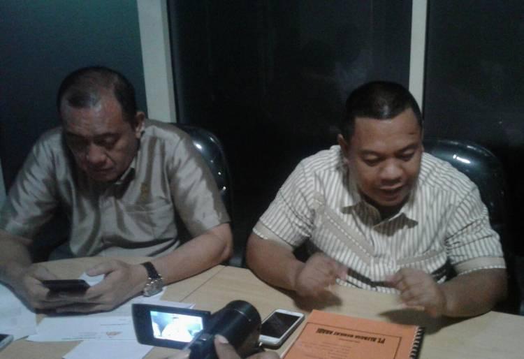 Proyek Fiktif Mengadu Di DPRD, Syam T Ase : Kinerja  Bank SulutGo Di Pertanyakan